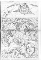 Worlds Finest #14 page 14 by robsonrocha