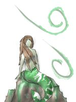 Girl of Green Sea by HilarityRules