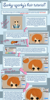 Hair Tutorial by Sarky-Sparky