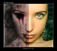 Two Faced by Vaudeville-X