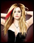 "Avril ""Abbey Dawn"" Lavigne by theyasman"