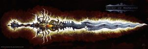 Sword of Mephisto by SammaeL89