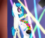 Vinyl - Let's drop that bass! by ZakremciajkaMala