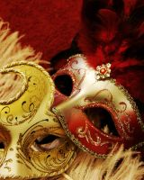 This Masquerade III by perfect12386