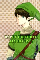 Happy Birthday, Ian :-D by NaOH-giveup