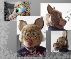 Update on Fursuit markings by Lufca