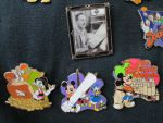 My Disney Afternoon Chaser Pins by BeecroftA
