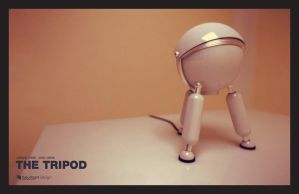 The Tripod - new model 1 of 4 by jake