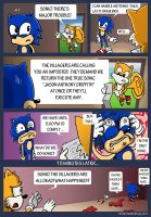 Sonic no Comprende by Steelmullet