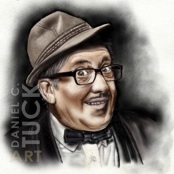 Count Arthur Strong by dctuck