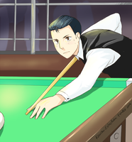 I'm In Billiards Hell by estra-chan