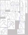 17 Body positions by CiRy15