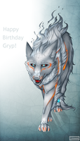 Gryp Birthday Gift - Mata by Sector-C13