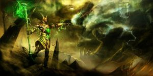 League of Legends! Im Schatten des Bruders by Deoillidan