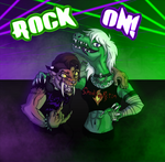 Rock on! by shadow-recon-666