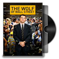 The Wolf of Wall Street DVDC by prestigee