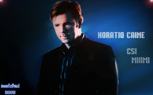 Horatio Caine by ajcafernandes