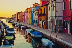 Burano the island from my dreams by magnesina