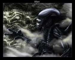 Alien, the Beast by Lord-FSan