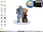 FMA Desktop by YamiRachael