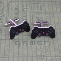 Playstation Controller Cufflinks by PlayBox-Designs