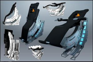 Syndicate Eurocorp chair by bumhand