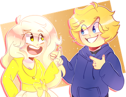 Blondies by Slasharu