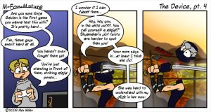 The Device, pt. 4 by MFM-comics