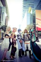 Vocaloid Synchronicity Group by vi-ki