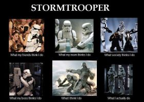 Stormtroopers by DXvsNWO1994