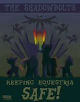 Keeping Equestria Safe, Original Recipe by Scaramouche-Fandango