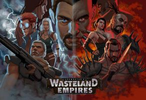 Wasteland Empires by ArtofTu