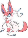 Sylveon by Paleolithic-Fox