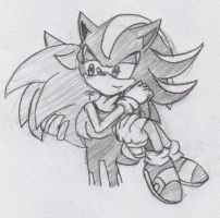 Sonadow Scribble 3 by BlueNeedle-Inu