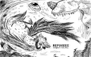 Refugees concept 2 by merpyfrost