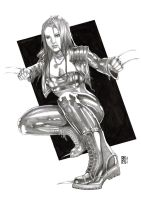 X-23 by RamArtwork