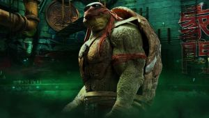 TMNT Raphael Wallpaper 1920x1080 by sachso74