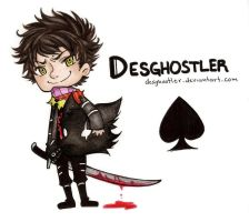 Desghostler ID by Moonzetter