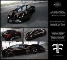 Concept Audi Tonza SS (Main photo) by FirenSVK