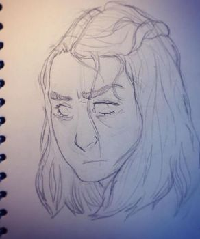 Arya Stark by lembrouille