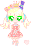 Steffne Chibi by Princess-Periwinkle