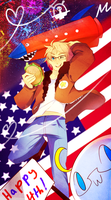 HAPPY BIRTHDAY AMERICA by KlownCar