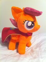 Super Chicken by PlanetPlush