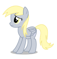 Derpy Hooves - I'm Sorry by Maxis122