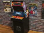 Rolling Thunder Paper Arcade Cabinet by Papercrafter1