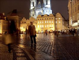 Prague. by vildkatt