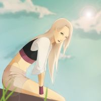 Ayase Spring time by Friday70