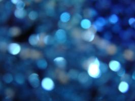 Blue bokeh 3 by Little-Shad0w