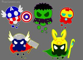 The AvengePOOTS! by BaGgY666