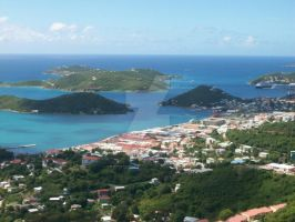Caribbean Cruise: St. Thomas 2 by Teh-Mongoose-Ninja